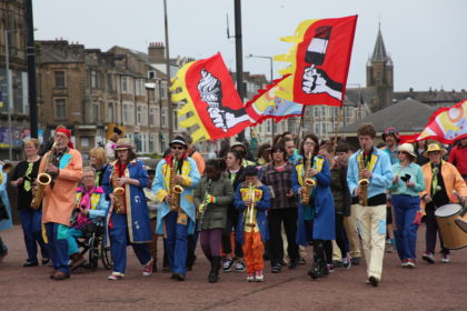 Morecambe Festivals and Events on Morecambe Promenade