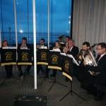 Morecambe Brass Band at Eric Morecambe Meeting