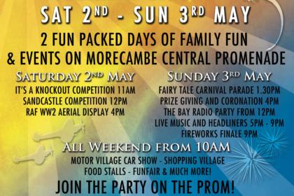 Morecambe Carnival 2015 Poster
