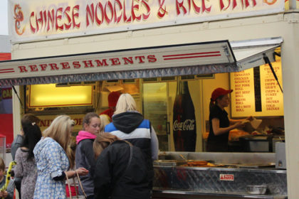 MC15 Food Stalls