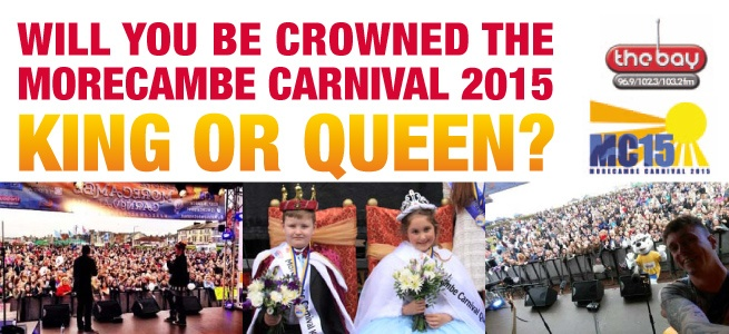 The Bay King and Queen Competition