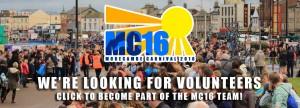 MC16 Volunteer - Become part of the MC16 Team and volunteer to make MC16 happen!