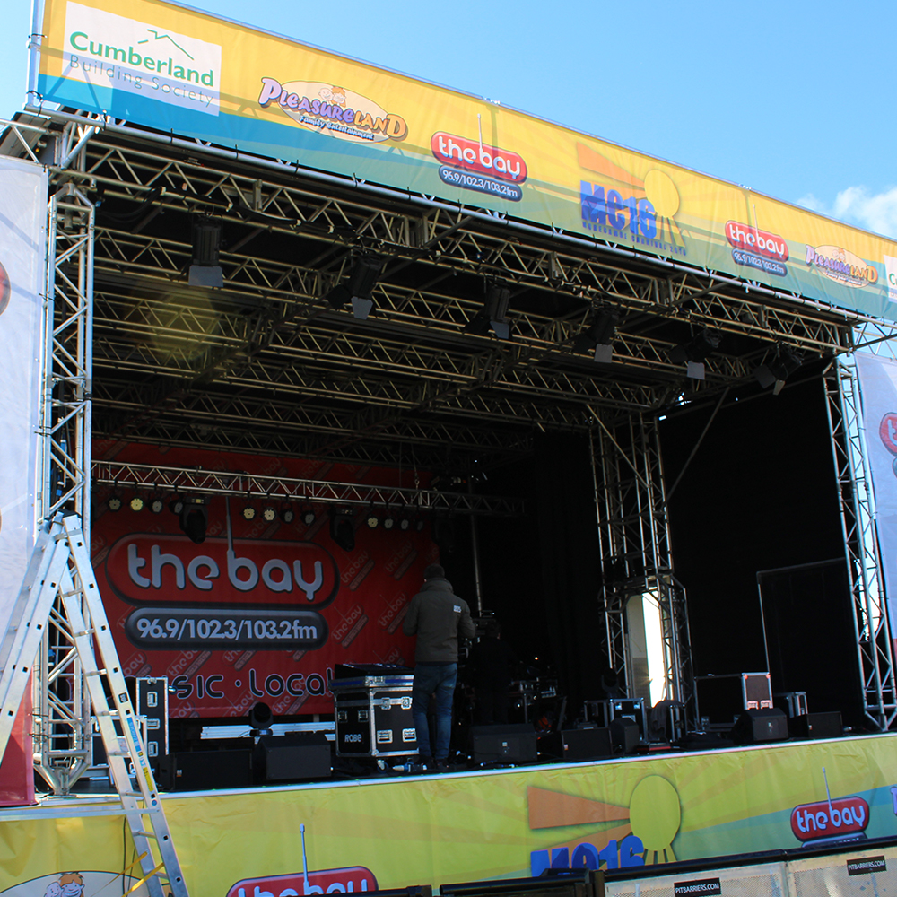 The Bay Stage Show