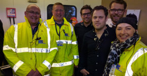 Morecambe Carnival Volunteers - Scouting For Girls