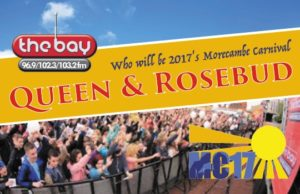 Queen and Rosebud Comp 2017