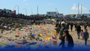 Morecambe Carnival - Sandcastle Competition