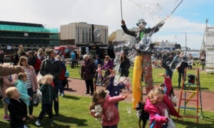 Panic Circus Returns - Morecambe Carnival Blog