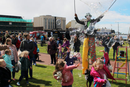 Panic Circus Returns - Morecambe Carnival Blog