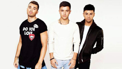 Union J Meet and Greet Competition - Morecambe Carnival Blog