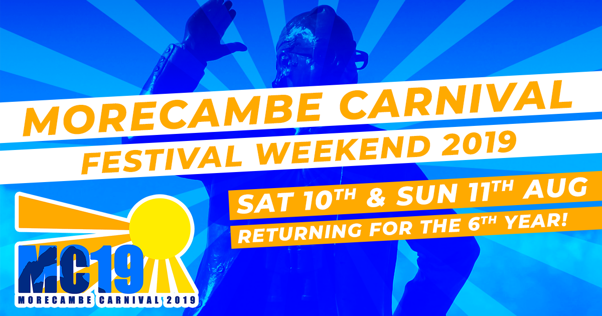 Morecambe Carnival Festival Weekend 2019