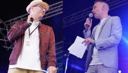 Darren Milby & Greg Lambert at MC19