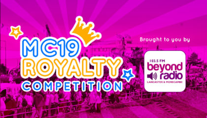 2019 Morecambe Carnival Royalty Competition
