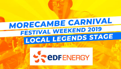 EDF Energy Local Legends Stage Line Up MC19